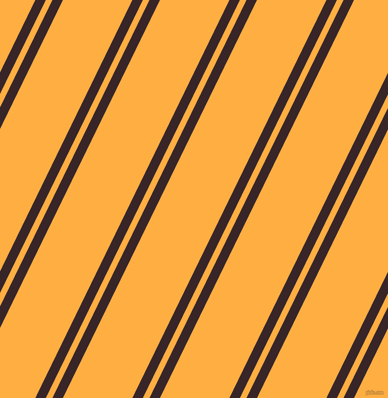 64 degree angle dual stripes line, 19 pixel line width, 12 and 126 pixel line spacing, dual two line striped seamless tileable