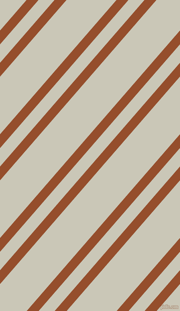 49 degree angles dual stripe lines, 18 pixel lines width, 24 and 75 pixels line spacing, Alert Tan and Chrome White dual two line striped seamless tileable