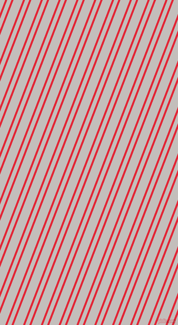 69 degree angles dual striped lines, 4 pixel lines width, 8 and 18 pixels line spacing, Alizarin and Pale Slate dual two line striped seamless tileable