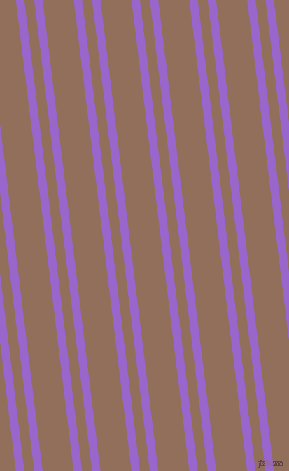 97 degree angles dual stripe lines, 12 pixel lines width, 14 and 44 pixels line spacingAmethyst and Beaver dual two line striped seamless tileable