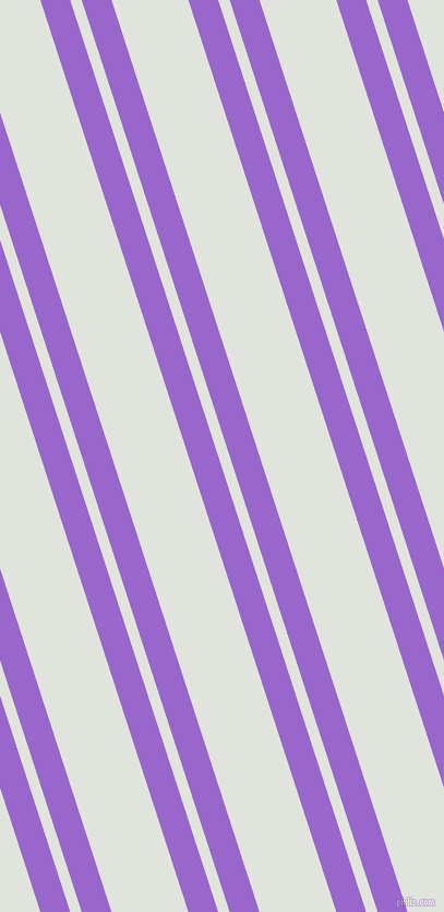 108 degree angle dual striped lines, 26 pixel lines width, 10 and 67 pixel line spacing, Amethyst and Catskill White dual two line striped seamless tileable
