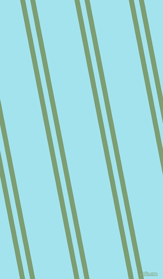 101 degree angles dual striped line, 10 pixel line width, 10 and 78 pixels line spacing, Amulet and Blizzard Blue dual two line striped seamless tileable