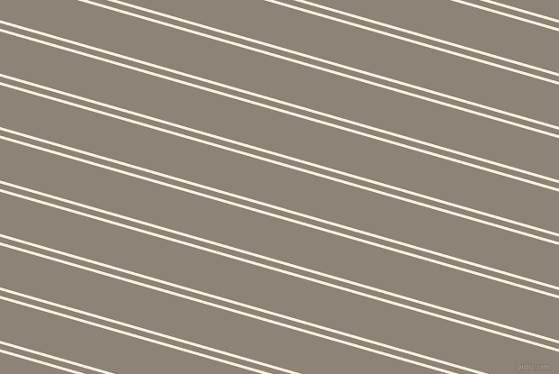 164 degree angle dual stripe lines, 3 pixel lines width, 6 and 45 pixel line spacing, Apricot White and Schooner dual two line striped seamless tileable