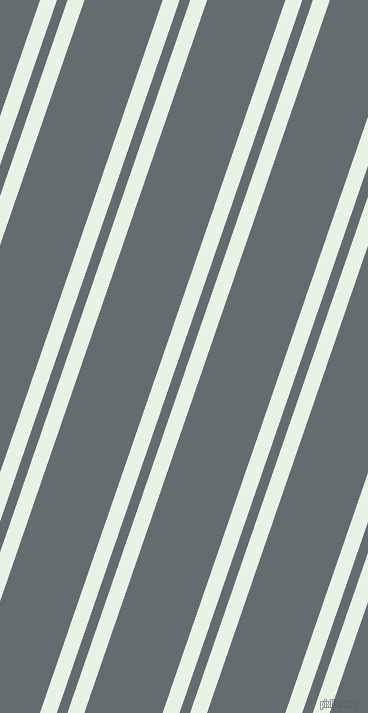 71 degree angle dual stripes line, 16 pixel line width, 10 and 74 pixel line spacing, Aqua Spring and Pale Sky dual two line striped seamless tileable