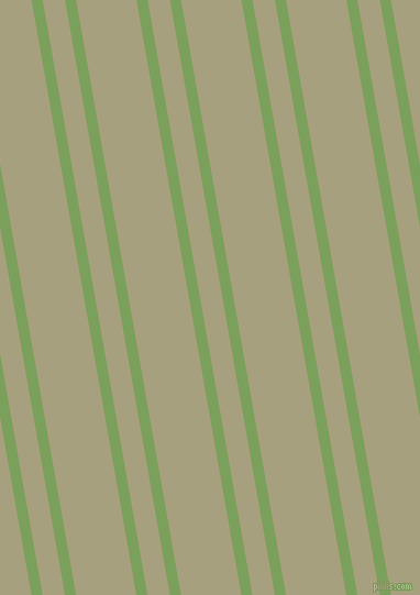 100 degree angle dual stripe lines, 10 pixel lines width, 20 and 54 pixel line spacing, Asparagus and Hillary dual two line striped seamless tileable