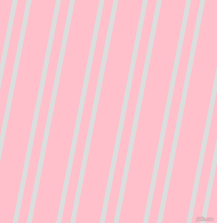 79 degree angle dual striped lines, 10 pixel lines width, 18 and 49 pixel line spacing, Athens Grey and Pink dual two line striped seamless tileable