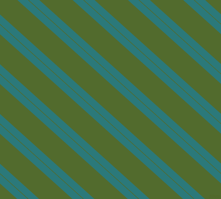 138 degree angles dual striped line, 23 pixel line width, 2 and 73 pixels line spacing, Atoll and Green Leaf dual two line striped seamless tileable