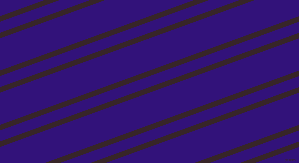 20 degree angles dual striped line, 18 pixel line width, 36 and 105 pixels line spacing, Aubergine and Persian Indigo dual two line striped seamless tileable