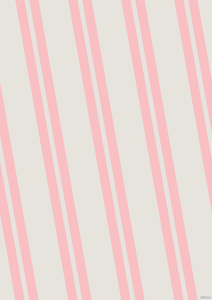 100 degree angle dual stripes lines, 32 pixel lines width, 16 and 102 pixel line spacing, Azalea and Wild Sand dual two line striped seamless tileable