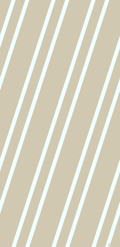 72 degree angles dual striped line, 14 pixel line width, 32 and 74 pixels line spacing, Azure and Parchment dual two line striped seamless tileable