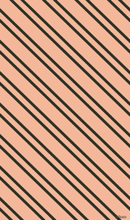 136 degree angles dual stripes lines, 9 pixel lines width, 16 and 40 pixels line spacing, Black Forest and Mandys Pink dual two line striped seamless tileable
