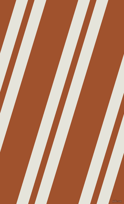 73 degree angles dual stripes lines, 44 pixel lines width, 24 and 119 pixels line spacing, Black White and Sienna dual two line striped seamless tileable