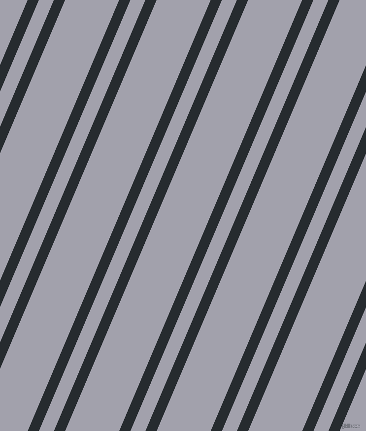67 degree angles dual striped line, 21 pixel line width, 28 and 101 pixels line spacing, Blue Charcoal and Spun Pearl dual two line striped seamless tileable