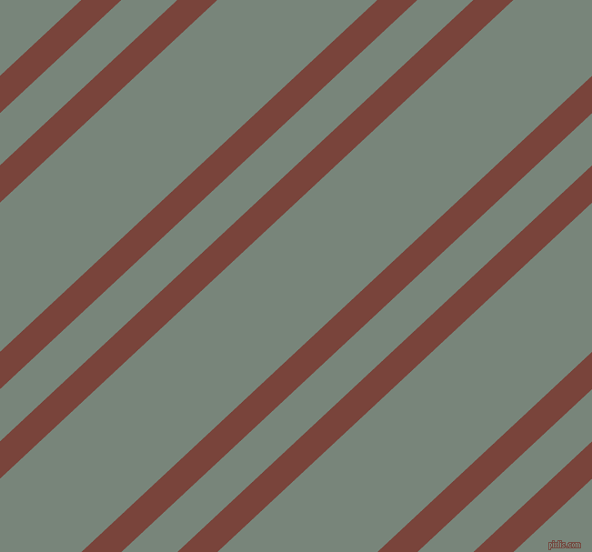 43 degree angles dual stripe lines, 30 pixel lines width, 42 and 120 pixels line spacingBole and Blue Smoke dual two line striped seamless tileable