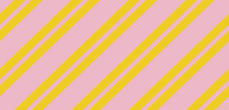 44 degree angles dual striped line, 27 pixel line width, 14 and 68 pixels line spacing, Broom and Chantilly dual two line striped seamless tileable