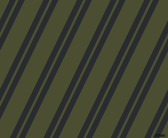 64 degree angles dual stripe lines, 19 pixel lines width, 8 and 57 pixels line spacing, Bunker and Waiouru dual two line striped seamless tileable