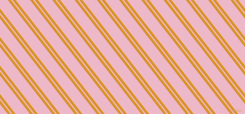 128 degree angle dual stripes lines, 8 pixel lines width, 4 and 36 pixel line spacing, Buttercup and Chantilly dual two line striped seamless tileable