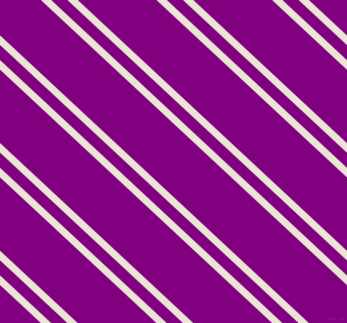 137 degree angles dual striped line, 14 pixel line width, 22 and 107 pixels line spacing, Cararra and Purple dual two line striped seamless tileable