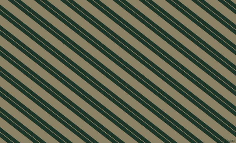 142 degree angle dual striped line, 12 pixel line width, 2 and 27 pixel line spacing, Cardin Green and Granite Green dual two line striped seamless tileable