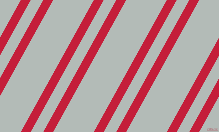 61 degree angle dual stripes line, 30 pixel line width, 38 and 123 pixel line spacing, Cardinal and Loblolly dual two line striped seamless tileable
