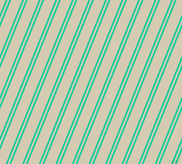 68 degree angle dual stripes line, 5 pixel line width, 6 and 34 pixel line spacing, Caribbean Green and Aths Special dual two line striped seamless tileable