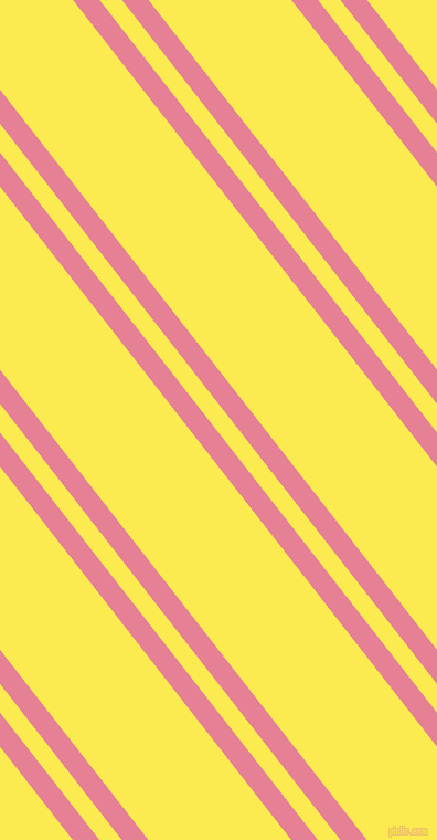 128 degree angles dual striped lines, 19 pixel lines width, 16 and 102 pixels line spacing, Carissma and Paris Daisy dual two line striped seamless tileable