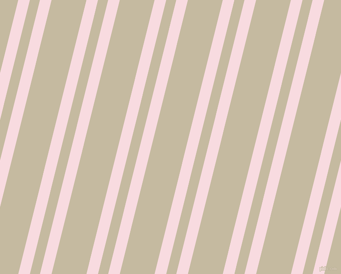 76 degree angles dual stripes line, 23 pixel line width, 20 and 69 pixels line spacing, Carousel Pink and Sisal dual two line striped seamless tileable
