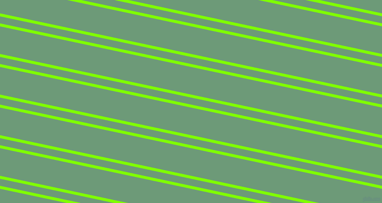 168 degree angles dual striped lines, 6 pixel lines width, 14 and 55 pixels line spacing, Chartreuse and Oxley dual two line striped seamless tileable