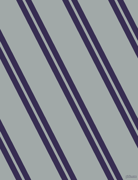 117 degree angles dual stripes line, 18 pixel line width, 8 and 89 pixels line spacing, Cherry Pie and Hit Grey dual two line striped seamless tileable