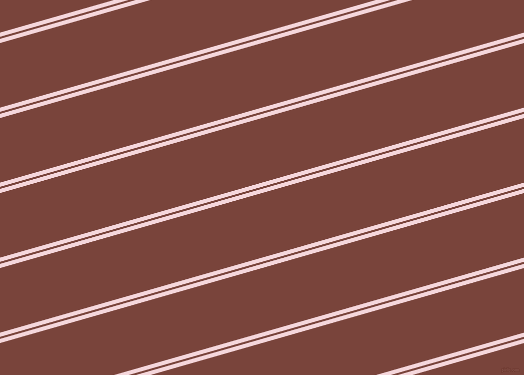 16 degree angles dual stripe lines, 8 pixel lines width, 4 and 124 pixels line spacing, Cherub and Bole dual two line striped seamless tileable