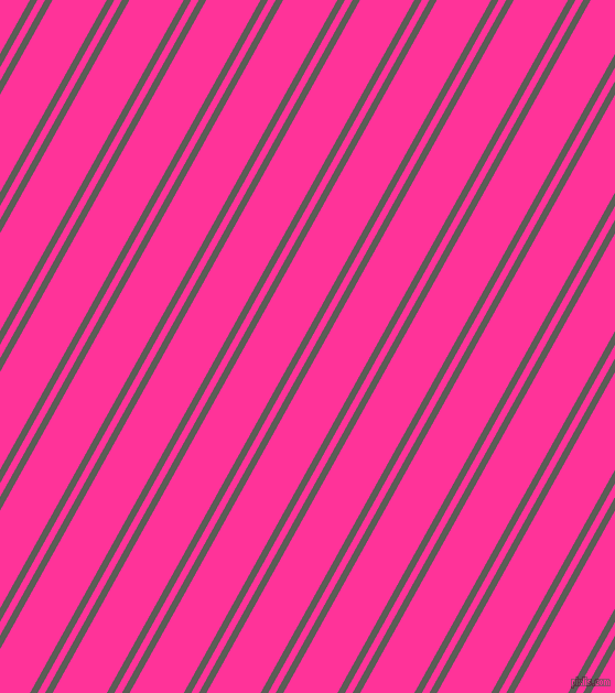 61 degree angle dual stripes line, 6 pixel line width, 6 and 43 pixel line spacing, Chicago and Wild Strawberry dual two line striped seamless tileable