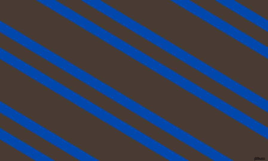 149 degree angles dual stripe line, 33 pixel line width, 44 and 121 pixels line spacing, Cobalt and Taupe dual two line striped seamless tileable