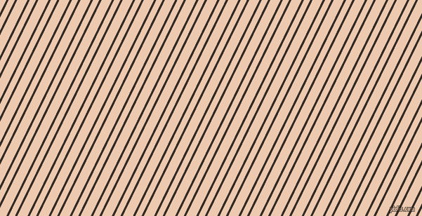 64 degree angles dual striped lines, 3 pixel lines width, 8 and 13 pixels line spacing, Coffee Bean and Desert Sand dual two line striped seamless tileable