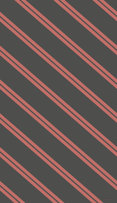 139 degree angles dual stripe line, 10 pixel line width, 4 and 60 pixels line spacing, Contessa and Ship Grey dual two line striped seamless tileable