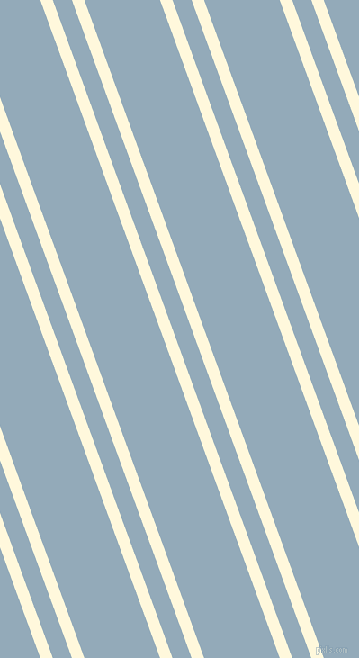 110 degree angles dual stripe line, 13 pixel line width, 20 and 79 pixels line spacing, Corn Silk and Nepal dual two line striped seamless tileable
