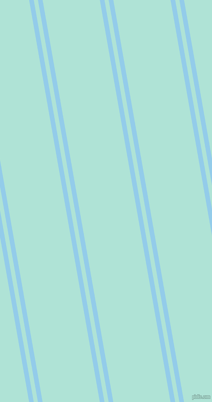 100 degree angles dual striped line, 9 pixel line width, 8 and 110 pixels line spacing, Cornflower and Ice Cold dual two line striped seamless tileable
