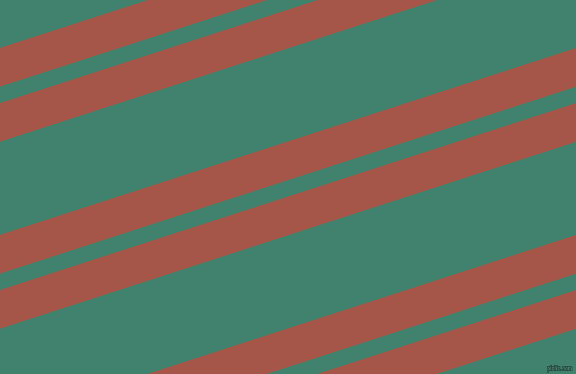 18 degree angles dual stripes lines, 52 pixel lines width, 22 and 125 pixels line spacing, Crail and Viridian dual two line striped seamless tileable