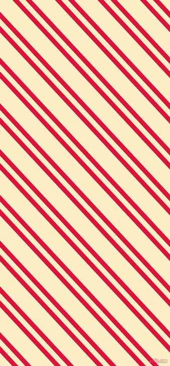 133 degree angle dual stripe lines, 9 pixel lines width, 10 and 34 pixel line spacing, Crimson and Oasis dual two line striped seamless tileable
