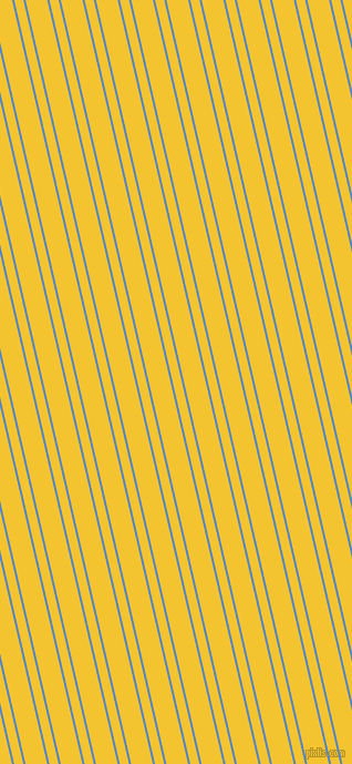 103 degree angles dual stripes line, 2 pixel line width, 8 and 19 pixels line spacing, Danube and Saffron dual two line striped seamless tileable