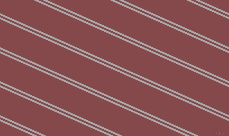 156 degree angle dual striped line, 6 pixel line width, 6 and 85 pixel line spacing, Dark Gray and Solid Pink dual two line striped seamless tileable