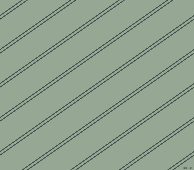 35 degree angles dual striped lines, 4 pixel lines width, 8 and 98 pixels line spacing, Dark Slate and Mantle dual two line striped seamless tileable