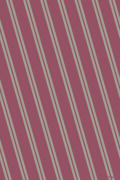 106 degree angle dual striped line, 8 pixel line width, 4 and 37 pixel line spacing, Dawn and Vin Rouge dual two line striped seamless tileable