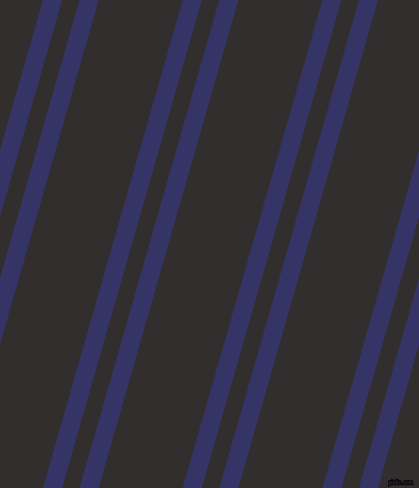 74 degree angle dual stripe lines, 26 pixel lines width, 24 and 115 pixel line spacing, Deep Koamaru and Night Rider dual two line striped seamless tileable