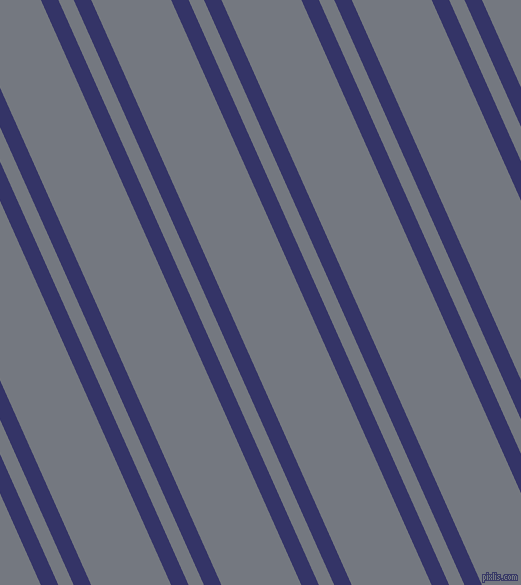 114 degree angle dual stripes lines, 16 pixel lines width, 14 and 73 pixel line spacing, Deep Koamaru and Storm Grey dual two line striped seamless tileable