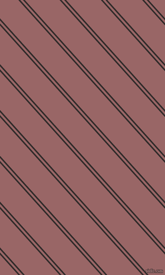 132 degree angle dual stripes line, 3 pixel line width, 4 and 53 pixel line spacing, Diesel and Copper Rose dual two line striped seamless tileable
