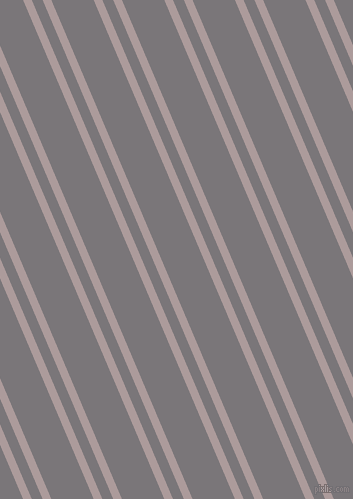 113 degree angles dual stripe lines, 8 pixel lines width, 10 and 39 pixels line spacing, Dusty Grey and Monsoon dual two line striped seamless tileable