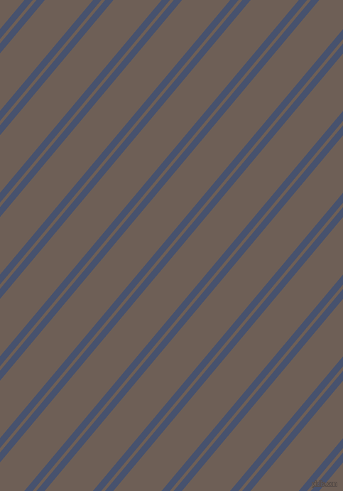 50 degree angles dual stripes line, 9 pixel line width, 4 and 52 pixels line spacing, East Bay and Dorado dual two line striped seamless tileable