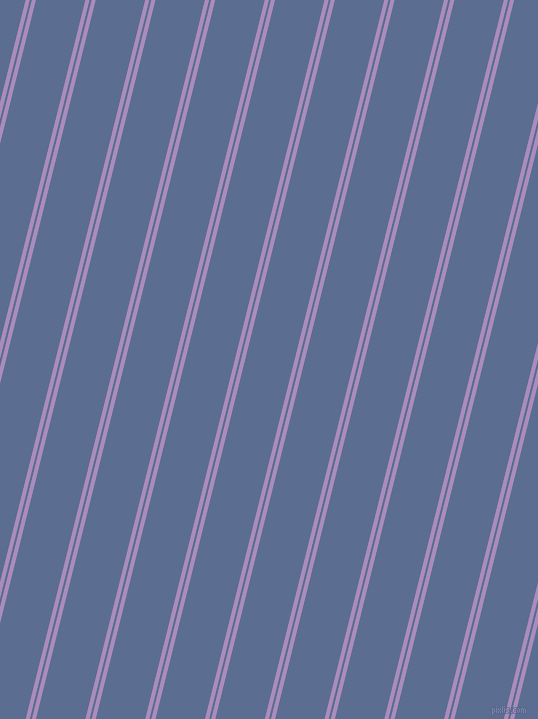 76 degree angles dual striped lines, 4 pixel lines width, 2 and 48 pixels line spacing, East Side and Waikawa Grey dual two line striped seamless tileable