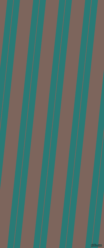84 degree angle dual striped lines, 20 pixel lines width, 2 and 44 pixel line spacing, Elm and Russett dual two line striped seamless tileable