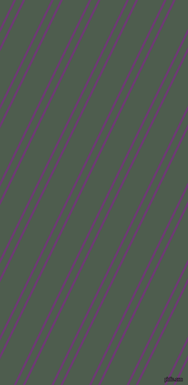 64 degree angle dual stripe line, 4 pixel line width, 12 and 46 pixel line spacing, Eminence and Nandor dual two line striped seamless tileable